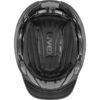 jahalna čelada – uvex elexxion plus black mat (5)