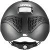 jahalna čelada – uvex exxential II LED grey (6)