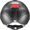jahalna čelada – uvex exxential II LED grey (7)
