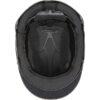 jahalna čelada – uvex perfexxion II grace black mat (5)